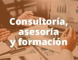 Consultoría, asesoría y formación
